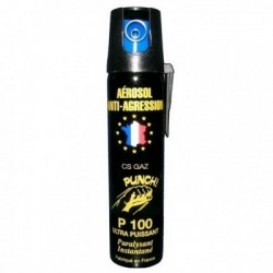 SPRAY DEFENSA PERSONAL GAS CS 75 ML GRAN ALCANCE USO EXTERIOR