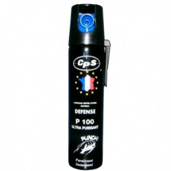 SPRAY DEFENSA PERSONAL GAS PIMIENTA CPS 75 ML GRAN ALCANCE INTERIOR Y EXTERIOR