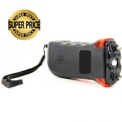 DEFENSA ELECTRICA STUN GUN MOD. 368 MULTIFUNCIÓN CON 5.000.000 VOLTS
