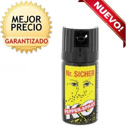 SPRAY DEFENSA PERSONAL PIMIENTA PEPPER KO 40 ML